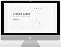 Prototype – UBS Mandates Interactive Microsite