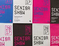 MARYVILLE DESIGN SENIOR SHOW | BRANDING
