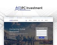 Estate marketing Web Site Concept