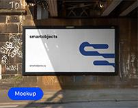 Billboard 06 | Signage Mockup Template