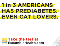 Diabetes Prevention Billboards