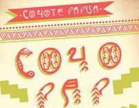COYOPAP Typography