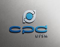 Logotipo Centro de Processamento de Dados UFSM