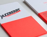 jazzberry corporate design