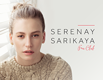 Serenay Sarıkaya Official Website