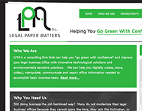 Legal Paper Matters Website