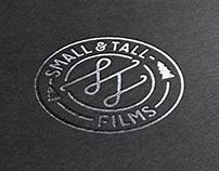 Small & Tall Films - Branding