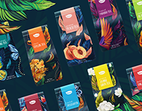 Luave   Commercial tea packaging