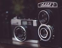 Lubitel camera