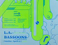 L.A. Bassoons — REDCAT