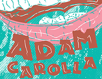 Adam Carolla Poster