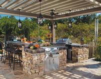 Outdoor kitchen – StoneMakers