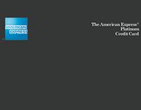 AMEX Plat Credit Card