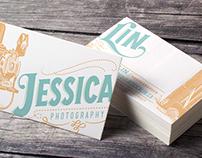 Jessica Lin Photography Identity