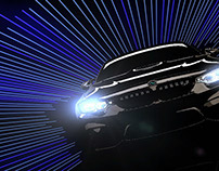 BMW Concept Iconic Laser Lights / CES 2015