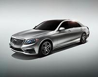 Mercedes - S class