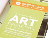 Carolina Union Art Brochure