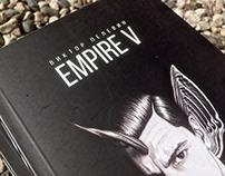 """""""Empire V"""" / Victor Pelevin. Publishing Paradox / 2018."""