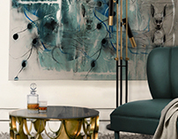 DelightFULL| Inspiring Living Rooms!