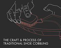 The Craft of Traditional Shoe Cobbling