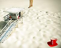 Nescafé ad campaign