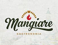 Mangiare Gastronomia Branding