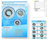 目錄設計 Catalogue Graphic Design