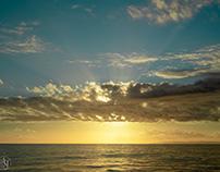 Hawaii Ocean Sunset