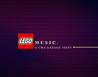 LEGO Music Hack-A-Thon