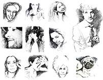Portraits I