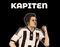 Saša Ilić - FK Partizan