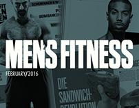 Men's Fitness Germany - February/2016