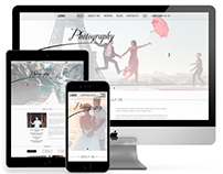 Photography Landing-Page