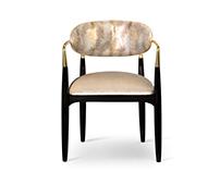 NAHÉMA Chair | By KOKET