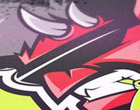 DEMON_RC - logo signet