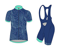 GranFondo Whistler Cycling Kit