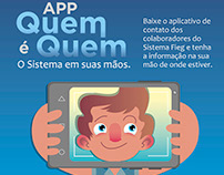 App Quem é Quem