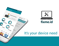 New look from Fixme.id