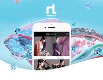 Nishat Linen App Concept