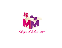 Identity Branding for Magical Moments