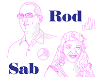 Rod & Sab infographic : who we are