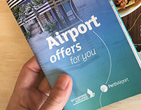 Perth Airport Offers Booklets