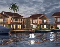 resort exterior design