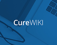CureWiki - Knowledge Base UI/UX Interaction Design