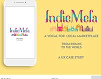 Indie Mela - Case Study and UI Design