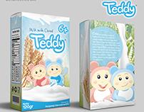 TEDDY (Hoogwegt Intl) - Packaging Design
