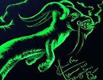 Nightmarish Dragon Shen [Reversed Worlds Series]