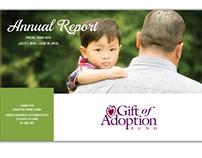Pro Bono work for Gift of Adoption