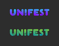 Unifest Logo Design I
