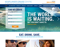 Scotland Cruise Centre: UX/UI Redesign